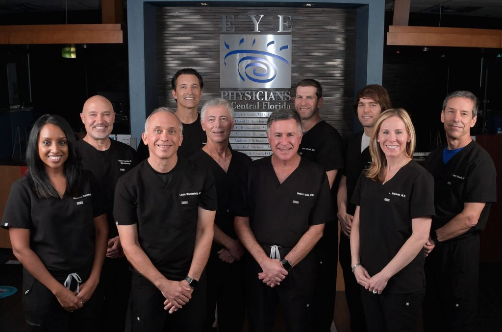 Eye Physicians Group Photo