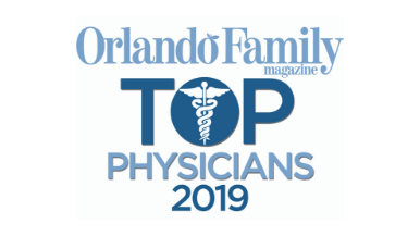 Orlando Family Top Physicians 2019