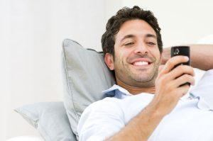 man-looking-at-the-phone