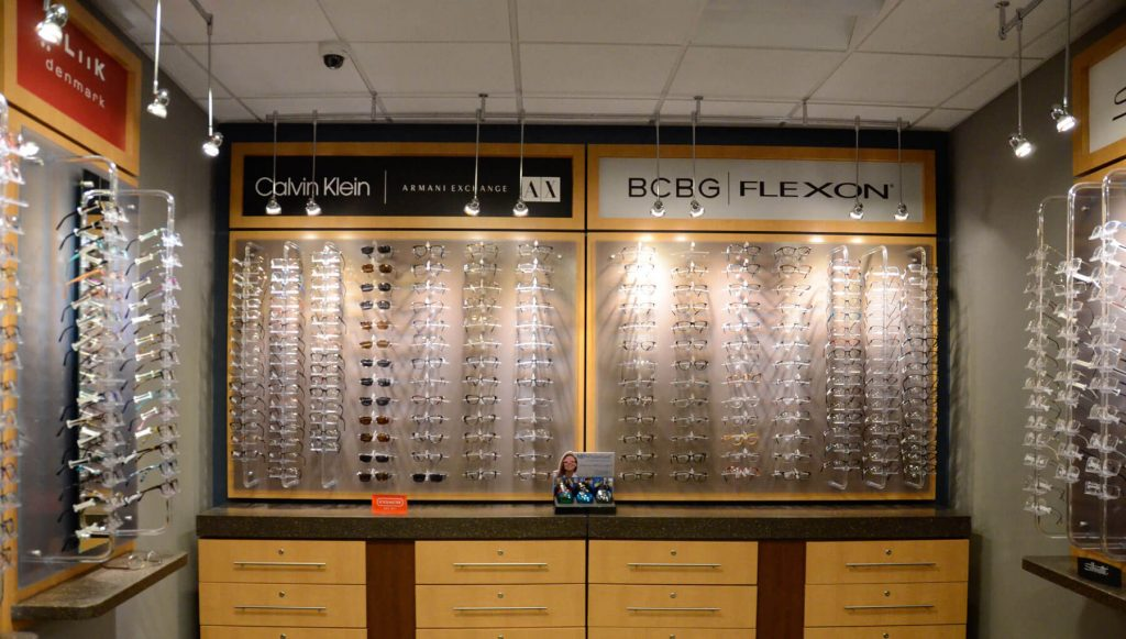Optical at Eye Physicians of Central Florida