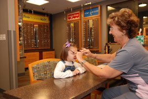 Eye Physicians Eyewear for kids